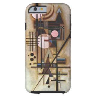 Wassily Kandinsky Softened Construction Tough iPhone 6 Case