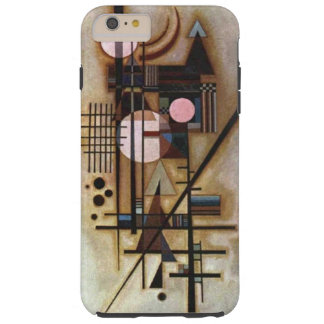 Wassily Kandinsky Softened Construction Tough iPhone 6 Plus Case