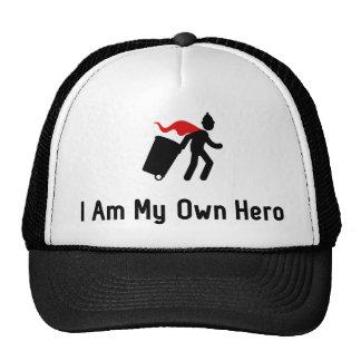 Waste Collecting Hero Cap