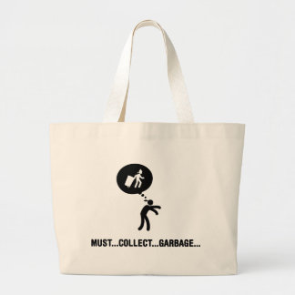 Waste Collector Canvas Bags