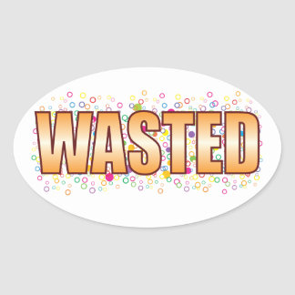 Wasted Bubble Tag