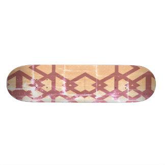 Wasted Wood Colored Board Skate Board Decks