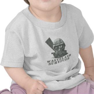 Wasteland Survivor Tee Shirt