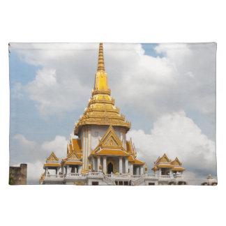 Wat Traimit, Bangkok, Thailand Placemat