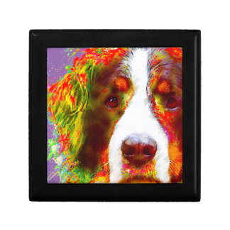 """WATCH""-Bernese Mountain Dog Gift Box"