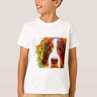 """""""WATCH""""-Bernese Mountain Dog T-Shirt"""