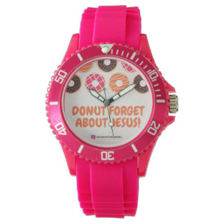 WATCH DONUT FORGET ABOUT JESUS