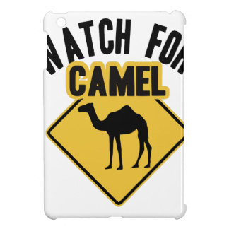 Watch For Camel iPad Mini Cover