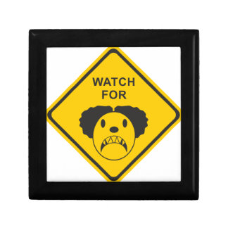 Watch For Clown Gift Box