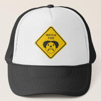 Watch For Clown Trucker Hat