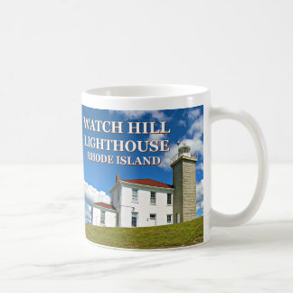 Watch Hill Lighthouse, Rhode Island Mug
