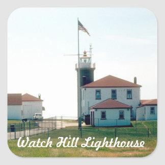 Watch Hill Lighthouse Sticker