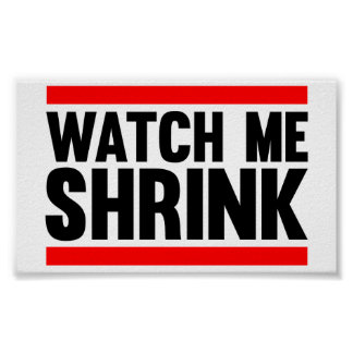 Watch Me Shrink Poster