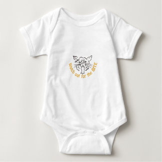 Watch Out Baby Bodysuit