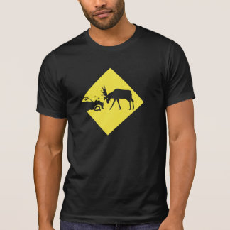 Watch out for Moose! T-Shirt