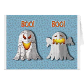 """Watch out for the """"Boo's"""" Sober Halloween Card"""