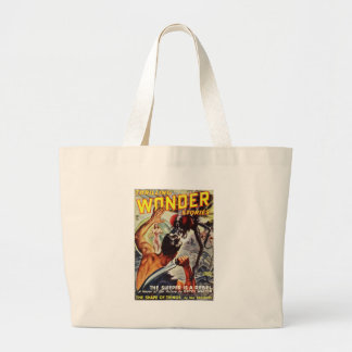 Watch Out!  I't a Big Fly! Large Tote Bag