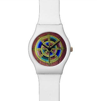 Watch Wheel or Wood