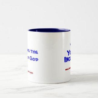 Watch You're Included Coffee Mug