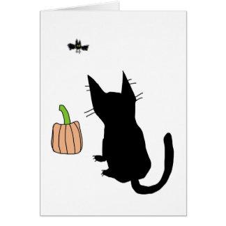 watcha' lookin' at kitty cards