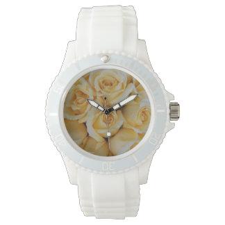 Watchbloom VIII: Yellow Roses of Brooklyn Watch