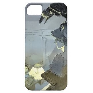 Watched by the Raven Barely There iPhone 5 Case