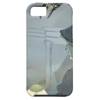 Watched by the Raven iPhone 5 Case