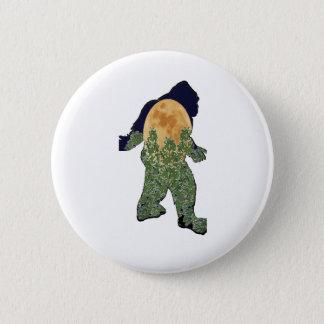 Watcher in the Woods 6 Cm Round Badge