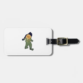 Watcher in the Woods Luggage Tag