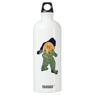 Watcher in the Woods Water Bottle
