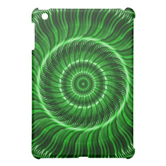 Watcher of the Green Mandala Cover For The iPad Mini