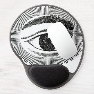 Watchful Eye Gel Mouse Pad