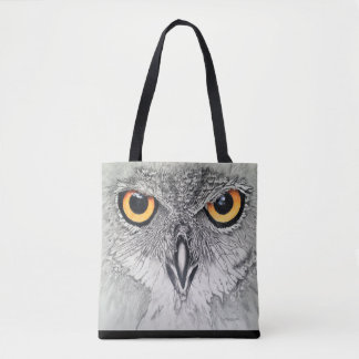 Watchful Eyes Tote Bag