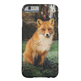 Watchful Fox Barely There Phone Case