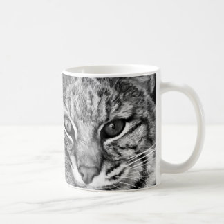 Watchful Lynx Coffee Mug