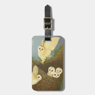 Watching and Waiting 2013 Luggage Tag