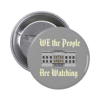 Watching button