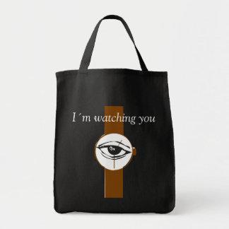 Watching carrying bag