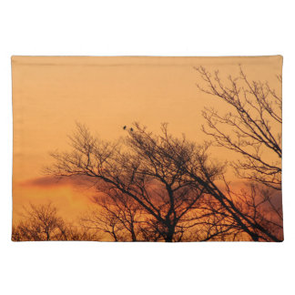 Watching the Sunrise Placemat