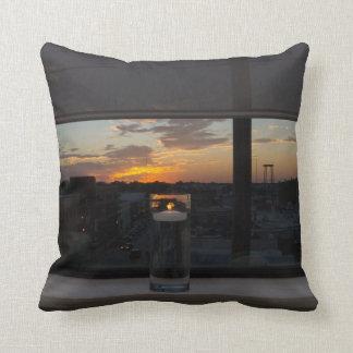 Watching The Sunset Cushion