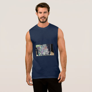 Watching Venus Fly Trap Sleeveless Shirt