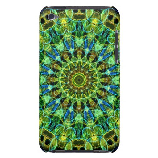 Watching You kaleidoscope Barely There iPod Cover