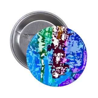 WATER 6 CM ROUND BADGE