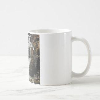 Water A Nice River Falls Basic White Mug