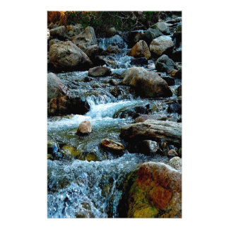 Water A Rocky Day Out Stationery Design