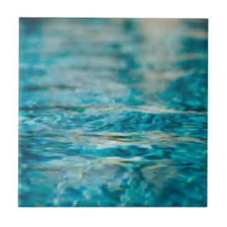 Water Abstract Blue Green Turquoise Aqua Sea Tile