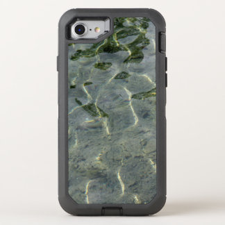 Water Abstract OtterBox Defender iPhone 8/7 Case