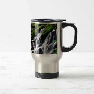 Water After The Rain Smoky Mountains Mugs