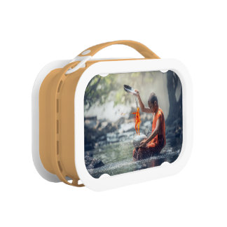 Water and Fire Lunch Box