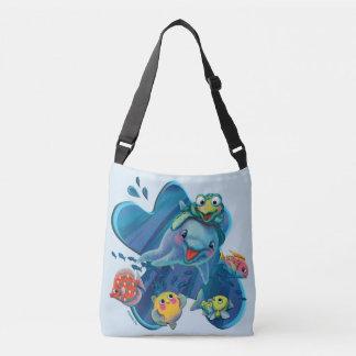 Water Babies Crossbody Bag